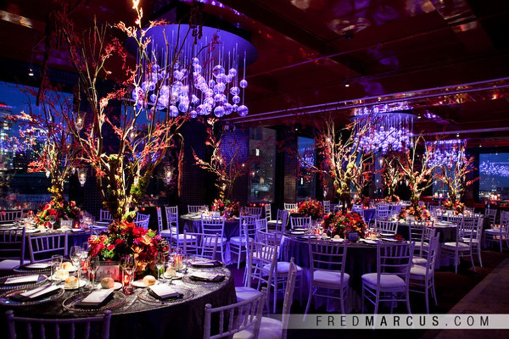Wedding Venue Nyc Rooftop Bar Nyc New Yorks Largest Indoor And