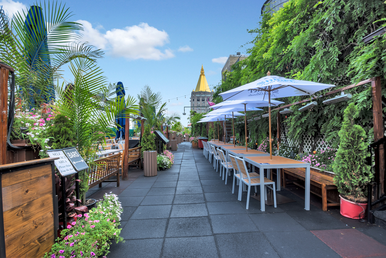 Venue - Rooftop Bar NYC - New York's largest indoor and ...